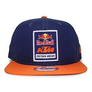 (ニューエラ) NEW ERA RED BULL KTM FACTORY RACING 【TEAM PERFORMANCE TRUCKER MESH CAP/NAVY-ORG】 レッドブル ...