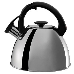 OXO Good Grips Click Click Tea Kettle, Polished Stainless [並行輸入品]