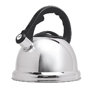 Primula Safe-T Stainless Steel Whistling Tea Kettle [並行輸入品]