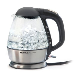 Chef's Choice 680 Cordless Electric Glass Kettle [並行輸入品]