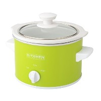 Kitchen Selectives Slow Cooker, 1.5-Quart, Green by Select Brands Inc (Kitchen) [並行輸入品]