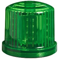 PL-300GJ Battery Powered Beacon, Ultra Bright LED, 5' Diameter x 5' Height, Green [並行輸入品]