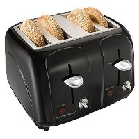 Proctor Silex Cool-Touch 4 Slice Toaster [並行輸入品]