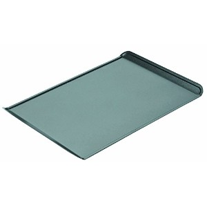 Chicago Metallic Non-Stick Small Cookie Sheet, (12 X 8.75 Baking Surface) , 13-1/2 by 9.3-Inch ...