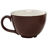 Rattleware Cremaware Brown Cup, 12-Ounce, 6-Pack [並行輸入品]