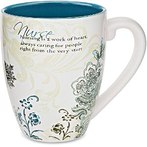 Mark My Words Nurse Mug, 4-3/4-Inch, 17-Ounce Capacity [並行輸入品]