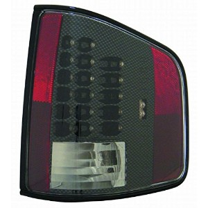 Depo M32-1901P-US3 Carbon Fiber LED Tail Light [並行輸入品]