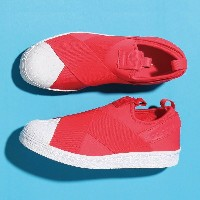 adidas Originals SUPERSTAR SlipOn W (アディダス スーパースター スリップオン W)CORE PINK/CORE PINK/RUNNING WHITE【レディース...