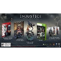 Injustice: Gods Among Us Collectors Edition (輸入版:北米) XBOX360