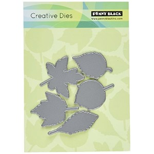 Penny Black Creative Dies-Autumn Jewels (並行輸入品)
