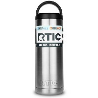 Rtic Stainless Steel Bottle (18oz) by RTIC Coolers
