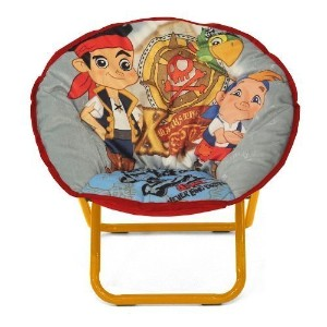 Disney Jake and The Neverland Pirates Toddler Saucer Chair [並行輸入品]