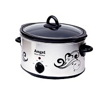[Angel] Slow Cooker Slow Food Maker GOLK-3500E electric steamer Egg Steaming pot 220V [エンジェル...