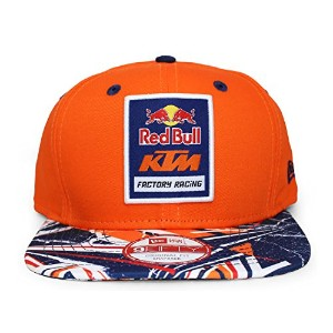(ニューエラ) NEW ERA RED BULL KTM FACTORY RACING 【LOGO SNAPBACK/ORG-MULTI】 レッドブル [並行輸入品]