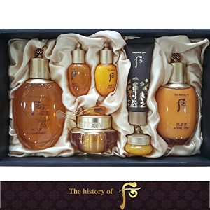 [The History Of Whoo] Whoo 后(フー) Gongjinhyang Royal Court Inyang 3EA ゴンジンヒャン Special Set/宮廷セット 引き揚げ...
