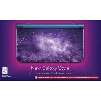 Nintendo Galaxy Style Nintendo New 3DS XL Console(米国並行輸入品)