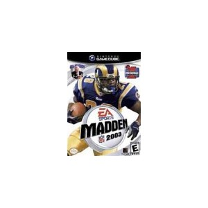 Madden Football 2003 / Game