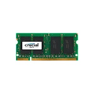 1GB Upgrade for a Apple MacBook Pro 2.0GHz Intel Core Duo (15.4-inch) System (DDR2 PC2-5300, NON...