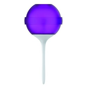 """Siliconezone 6.1"""" Sillypop Silicone Mold, Purple by Siliconezone [並行輸入品]"""