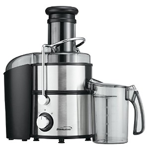Brentwood JC-500 Stainless Steel Power Juice Extractor by Brentwood [並行輸入品]