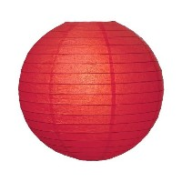 High QualityLantern - Red (3 Pieces)