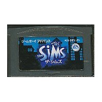 GBA ザ・シムズ (ソフトのみ)【中古】