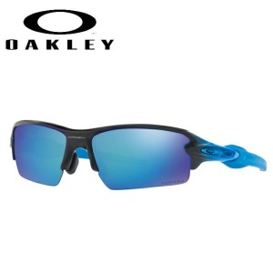 OAKLEY オークリー サングラス Flak 2.0 フラック PRIZM Polarized Sapphire Fade Collection (Asia Fit) Sapphire Fade...