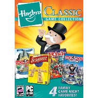 Hasbro Classic Game Collection (輸入版)