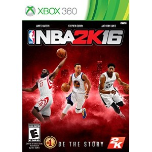 NBA 2k16 Early Tip Off Edition (for Pre-Sell Only)