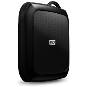 WESTERNDIGITAL WD Nomad Rugged ポータブル HDD ケース