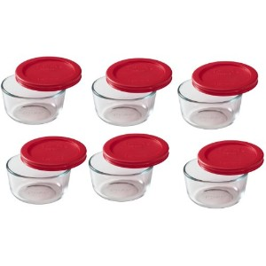 Pyrex 12pc Storage Plus Food Storage Set by Pyrex