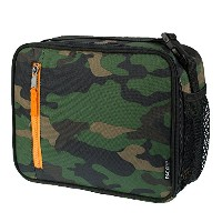 PackIt Freezable Classic Lunch Box, Camo by PackIt