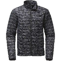 ノースフェイス メンズ ジャケット&ブルゾン アウター The North Face ThermoBall Full-Zip Insulated Jacket - Men's Tnf Black...