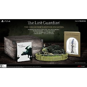 The Last Guardian - Collector's Edition - PlayStation 4 [並行輸入品]