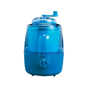 Deni 5201 Fully Automatic 1-1/2-Quart Ice-Cream Maker with Candy Crusher, Blueberry by Deni
