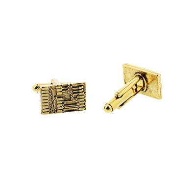 Classic Cufflinks LLC ACCESSORY メンズ US サイズ: 18mm wide カラー: ゴールド
