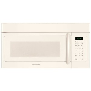 Frigidaire 30 1.6 Cu Ft 1000W Over-the-Range Microwave Oven, Bisque by Supernon