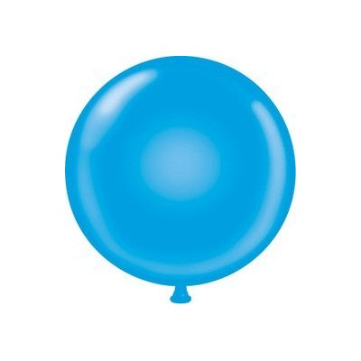 Mayflower 38179 180cm Giant Latex Balloon - Blue