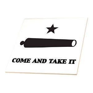 """CT _ 161093EvaDane–Signs–Come And Take It–タイル 6"""" ct_161093_2"""