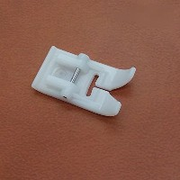 Non-Stick Zigzag Teflon Presser Foot /Feet snap on Singer, Brother, Babylock, Viking (Husky Series)...