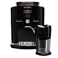 KRUPS EA8298 Super Automatic Latte Espresso Compact Size Espresso Machine with Integrated Frothing...