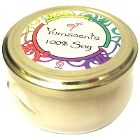 Yumscents Tureen Soy Candle, 6-Ounce, Wild Cherry [並行輸入品]