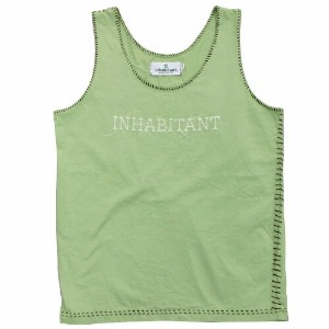 ★Special Sale!! 20%OFF!!★ INHABITANT TANK XNF7527 LG L