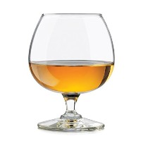 Libbey 8405S4 4-Piece Perfect Cognac Glass, 12-Ounce, Clear by Libbey
