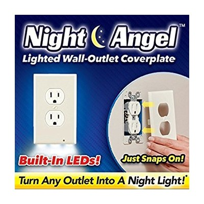 "Night Angel Night Light by Solace ""スナップRight On """