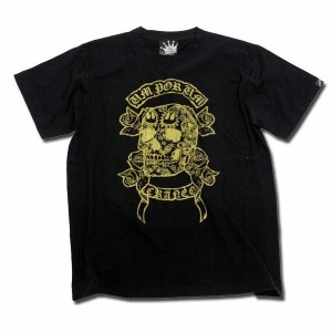 MEX SKULL Tシャツ ブラック one by one clothing