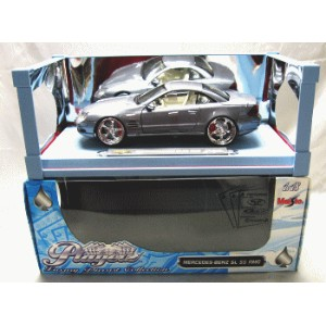 【MAISTO】大型1/18PLAYERS★ベンツMERCEDES-BENZ SL 55 RMG (MT-1)