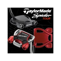 TaylorMade Spider Tour Custom Putters (カスタムパター)【ゴルフ 特注/オーダーメイド>特注-パター】