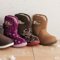 BOGS/ボグズ Mid Boot Solid Kids