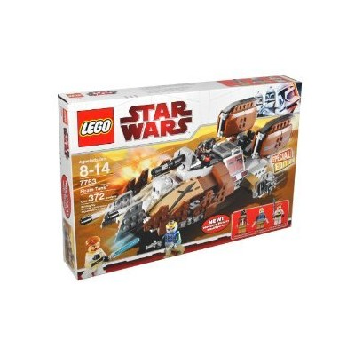 "Lego (レゴ) Star Wars (スターウォーズ) TV Animated Series ""The Clone Wars"" Set #7753 - PIRATE TANK"